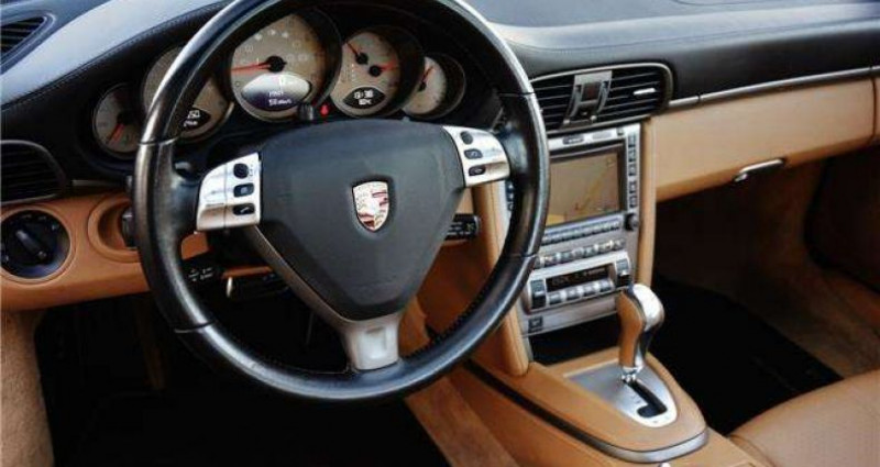 Porsche 997 TARGA 4 - XENON - GPS - PDC - BELGIAN CAR Noir occasion à IZEGEM - photo n°7