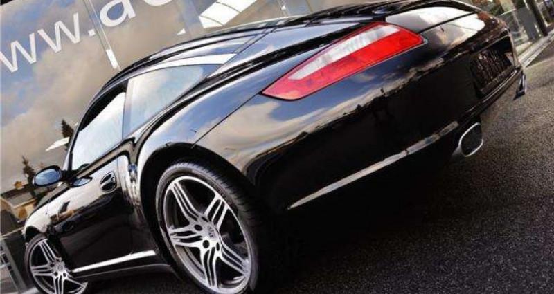 Porsche 997 TARGA 4 - XENON - GPS - PDC - BELGIAN CAR Noir occasion à IZEGEM - photo n°5