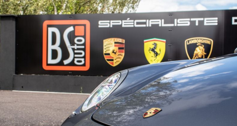 Porsche 997 Turbo 3.6l 480ch Gris occasion à SOUFFELWEYERSHEIM - photo n°7