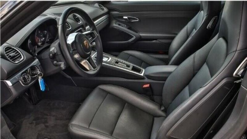 Porsche Boxster 718 2.0 300CH PDK EURO6D-T Noir occasion à Villenave-d'Ornon - photo n°8