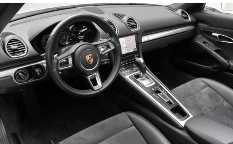 Porsche Boxster 718 2.0 300CH PDK Blanc occasion à Villenave-d'Ornon - photo n°6