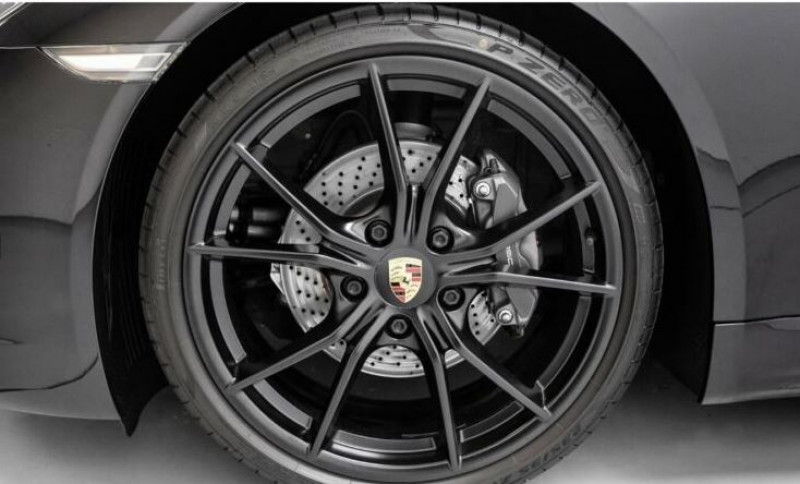Porsche Boxster 718 2.0 300CH PDK Noir occasion à Villenave-d'Ornon - photo n°5