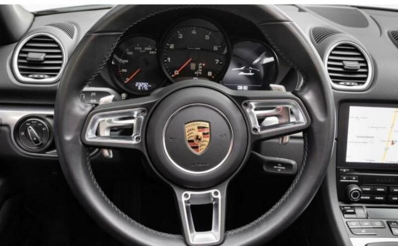 Porsche Boxster 718 2.0 300CH PDK Blanc occasion à Villenave-d'Ornon - photo n°9