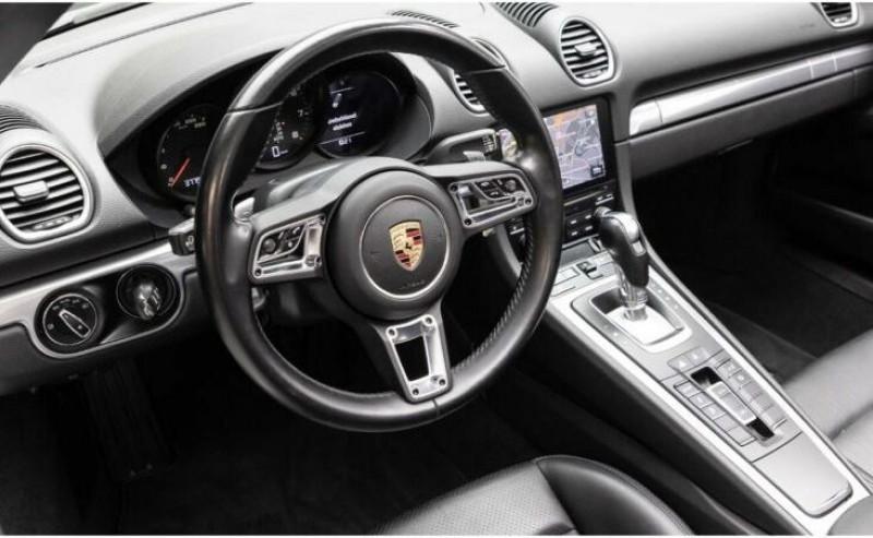 Porsche Boxster 718 2.0 300CH PDK Noir occasion à Villenave-d'Ornon - photo n°6