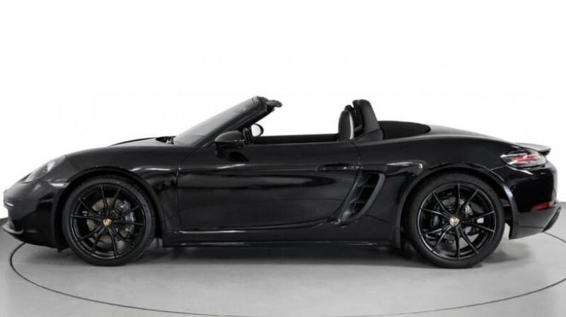 Porsche Boxster 718 2.0 300CH PDK Noir occasion à Villenave-d'Ornon - photo n°3