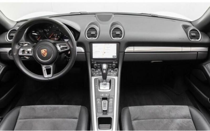 Porsche Boxster 718 2.0 300CH PDK Blanc occasion à Villenave-d'Ornon - photo n°8
