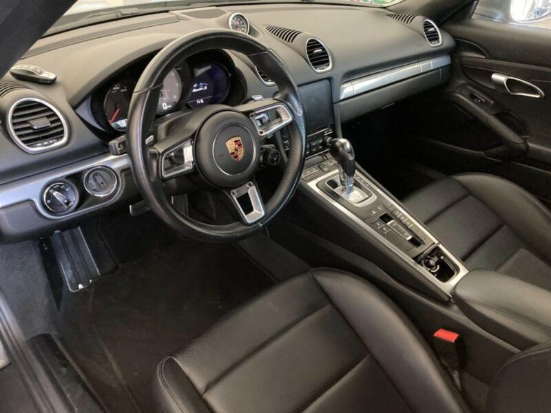 Porsche Boxster 718 2.0 300CH PDK Gris occasion à Villenave-d'Ornon - photo n°7