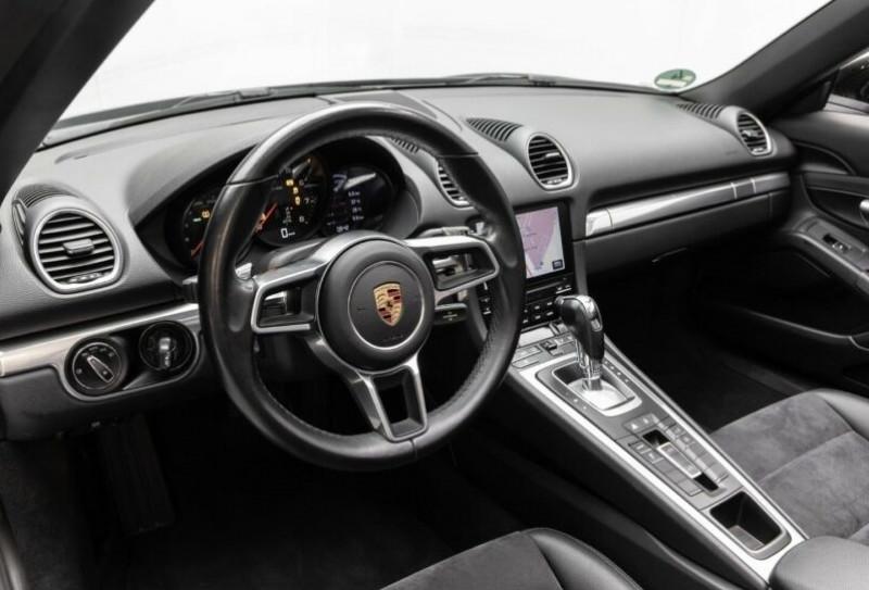 Porsche Boxster 718 2.0 300CH PDK  occasion à Villenave-d'Ornon - photo n°8