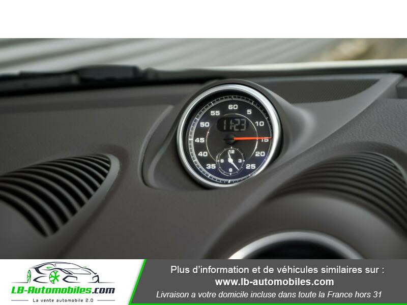 Porsche Boxster 718 2.0i 300 ch / PDK Blanc occasion à Beaupuy - photo n°8