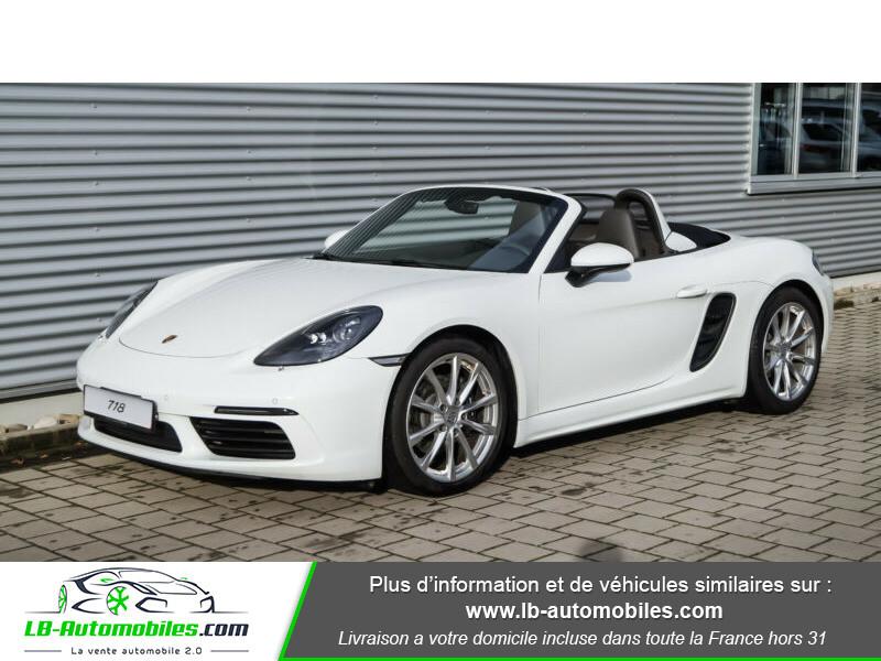 Porsche Boxster 718 2.0i 300 ch / PDK Blanc occasion à Beaupuy