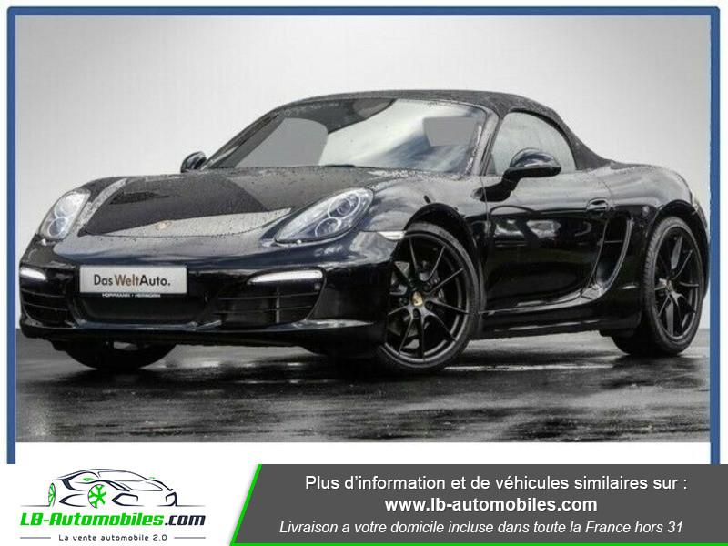 Porsche Boxster 718 2.0i 300 ch / PDK Noir occasion à Beaupuy