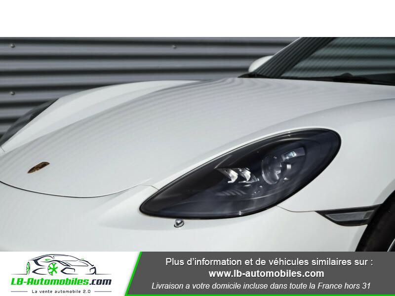 Porsche Boxster 718 2.0i 300 ch / PDK Blanc occasion à Beaupuy - photo n°11