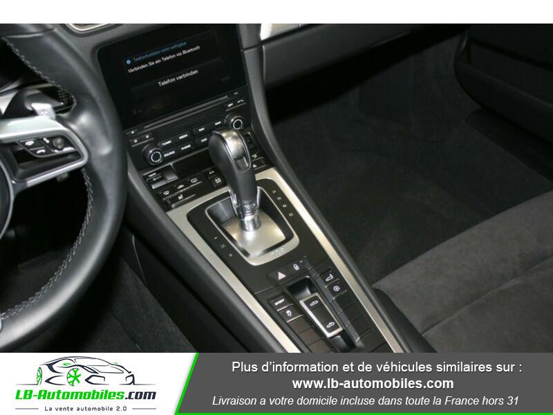 Porsche Boxster 718 2.0i 300 ch / PDK Noir occasion à Beaupuy - photo n°7