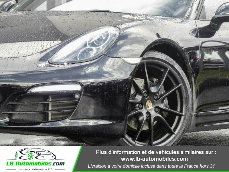 Porsche Boxster 718 2.0i 300 ch / PDK Noir occasion à Beaupuy - photo n°14