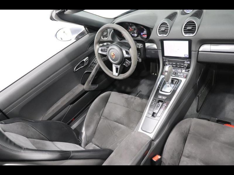 Porsche Boxster 718 2.5 365ch GTS PDK Argent occasion à Castres - photo n°2