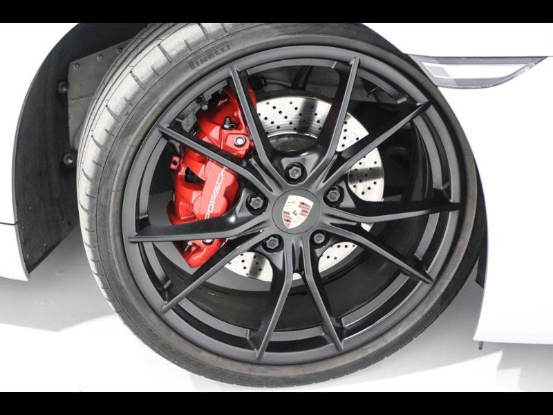 Porsche Boxster 718 2.5 365ch GTS PDK Argent occasion à Castres - photo n°5