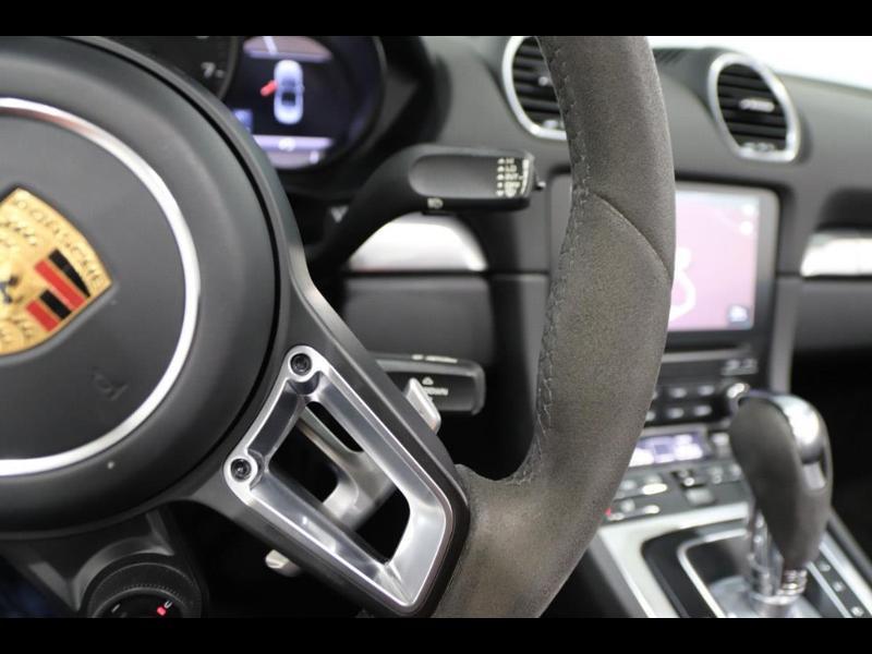 Porsche Boxster 718 2.5 365ch GTS PDK Argent occasion à Castres - photo n°15