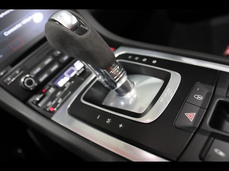 Porsche Boxster 718 2.5 365ch GTS PDK Argent occasion à Castres - photo n°12