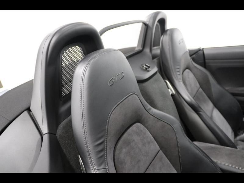 Porsche Boxster 718 2.5 365ch GTS PDK Argent occasion à Castres - photo n°9
