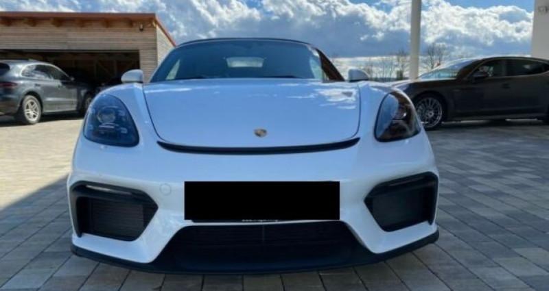Porsche Boxster 718 Boxter Blanc occasion à Montévrain