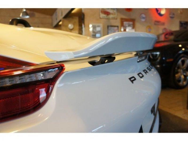 Porsche Boxster Spyder 3.8 375 cv Blanc occasion à BEAUPUY - photo n°6