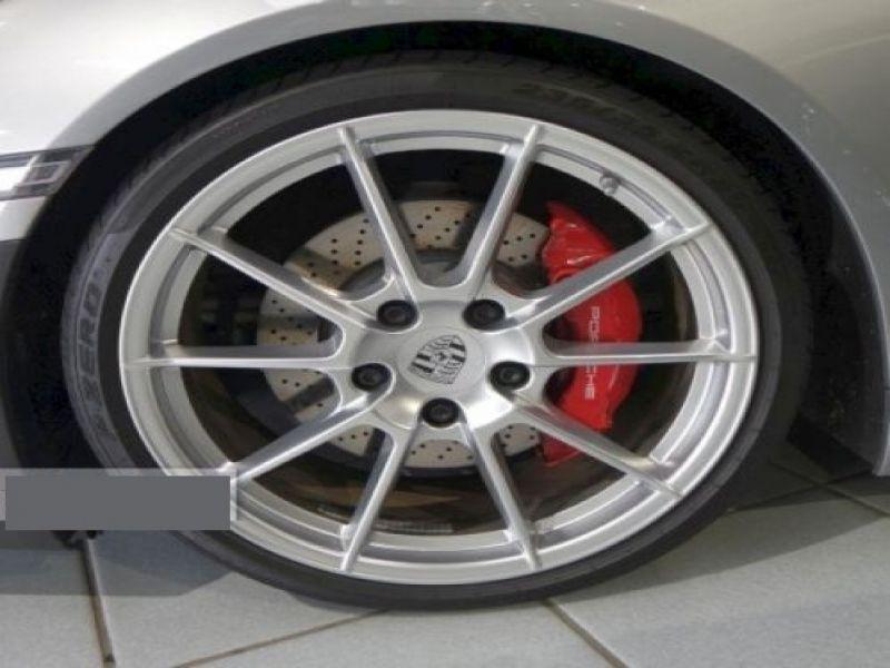 Porsche Boxster Spyder 3.8 375 cv Gris occasion à BEAUPUY - photo n°6