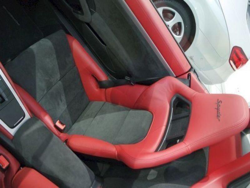 Porsche Boxster Spyder 3.8 375 cv Gris occasion à BEAUPUY - photo n°5