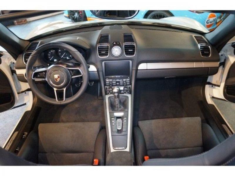 Porsche Boxster Spyder 3.8 375 cv Blanc occasion à BEAUPUY