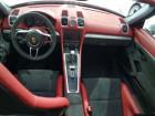 Porsche Boxster Spyder 3.8 375 cv Gris à BEAUPUY 31