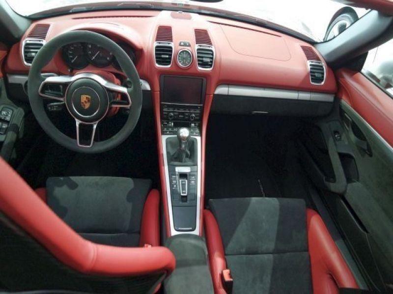 Porsche Boxster Spyder 3.8 375 cv Gris occasion à BEAUPUY