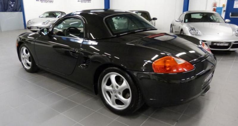 Porsche Boxster (986) 2.5 204 CH Noir occasion à Jouy-le-potier - photo n°3