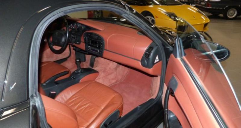 Porsche Boxster (986) 2.5 204 CH Noir occasion à Jouy-le-potier - photo n°4
