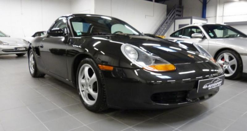 Porsche Boxster (986) 2.5 204 CH Noir occasion à Jouy-le-potier