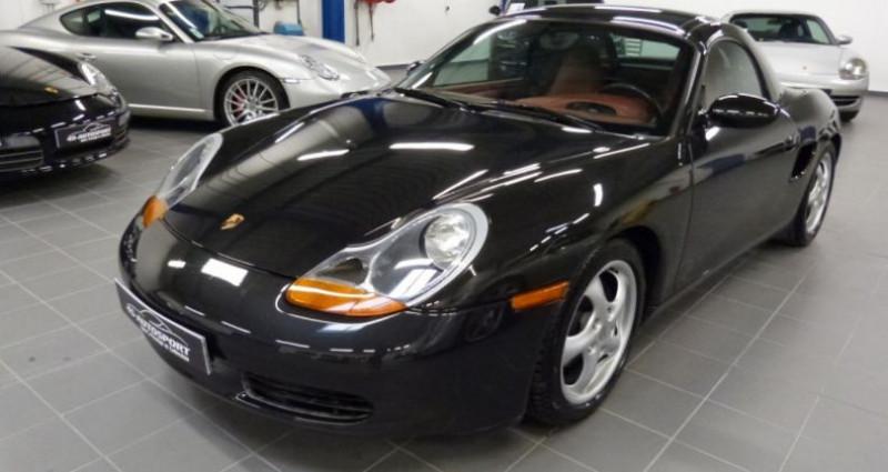 Porsche Boxster (986) 2.5 204 CH Noir occasion à Jouy-le-potier - photo n°2
