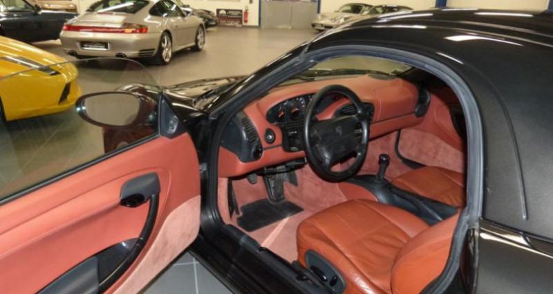 Porsche Boxster (986) 2.5 204 CH Noir occasion à Jouy-le-potier - photo n°5