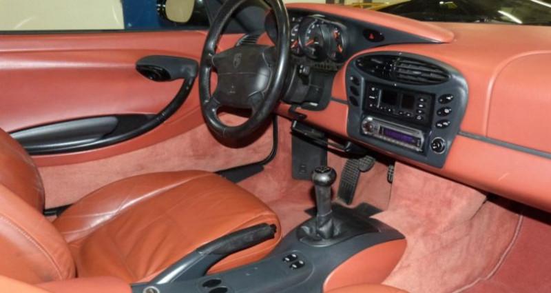 Porsche Boxster (986) 2.5 204 CH Noir occasion à Jouy-le-potier - photo n°6