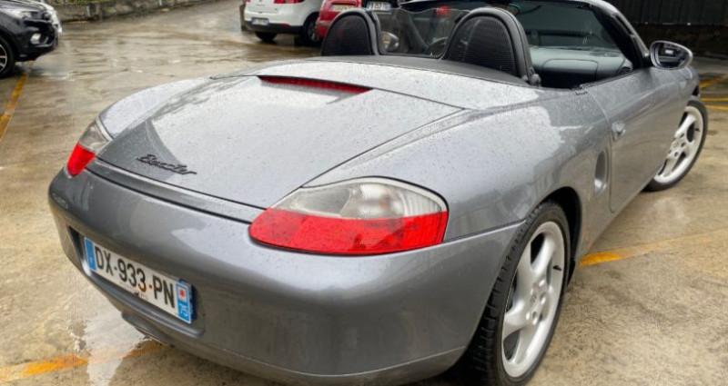 Porsche Boxster (986) 2.7 BV5 Gris occasion à REZE - photo n°5