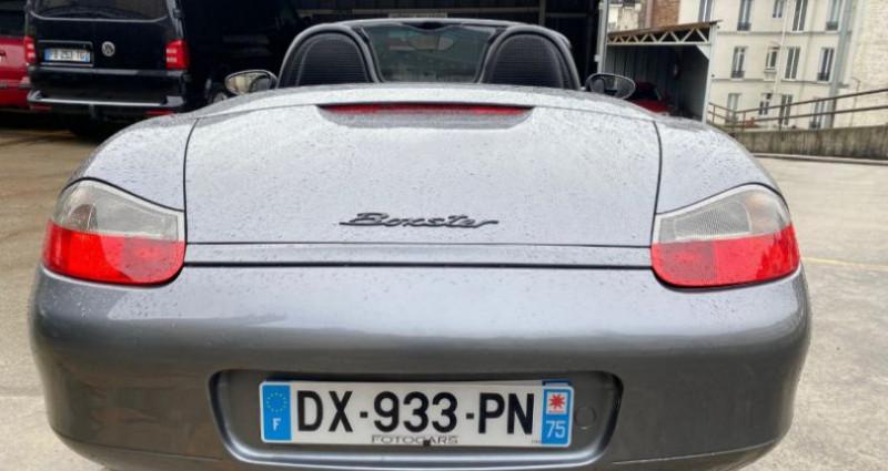 Porsche Boxster (986) 2.7 BV5 Gris occasion à REZE - photo n°4