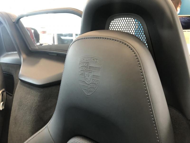 Porsche Boxster 2.5i - 350 - BV PDK 718  TYPE 982 CABRIOLET S Bleu occasion à Ganges - photo n°18