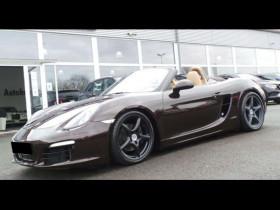 Porsche Boxster occasion 2012 mise en vente à BEAUPUY par le garage PRESTIGE AUTOMOBILE - photo n°1