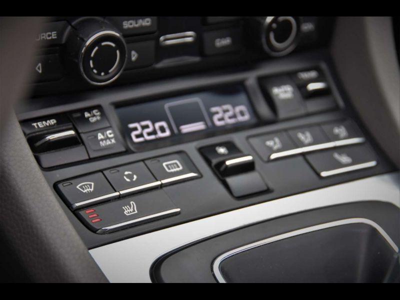 Porsche Boxster 2.7 PDK Gris occasion à BEAUPUY - photo n°5