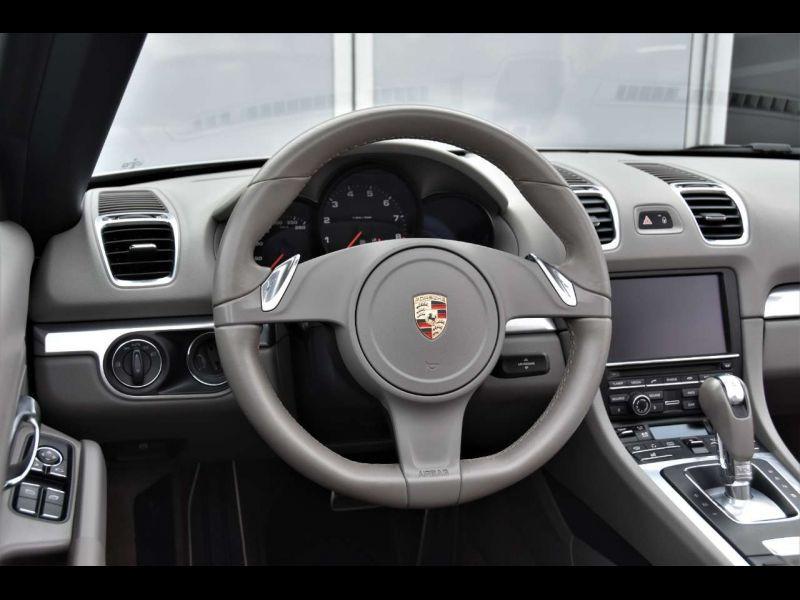 Porsche Boxster 2.7 PDK Gris occasion à BEAUPUY - photo n°9