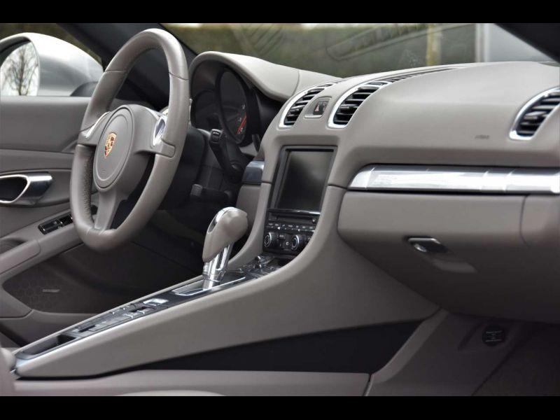 Porsche Boxster 2.7 PDK Gris occasion à BEAUPUY - photo n°7