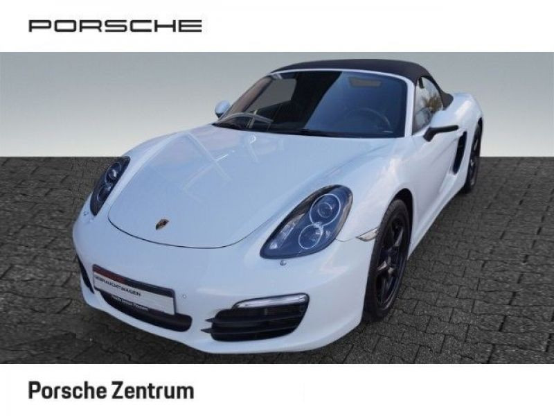 Porsche Boxster 2.7 PDK Blanc occasion à BEAUPUY