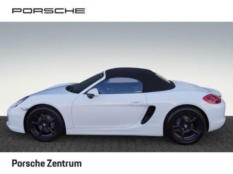 Porsche Boxster 2.7 PDK Blanc occasion à BEAUPUY - photo n°7