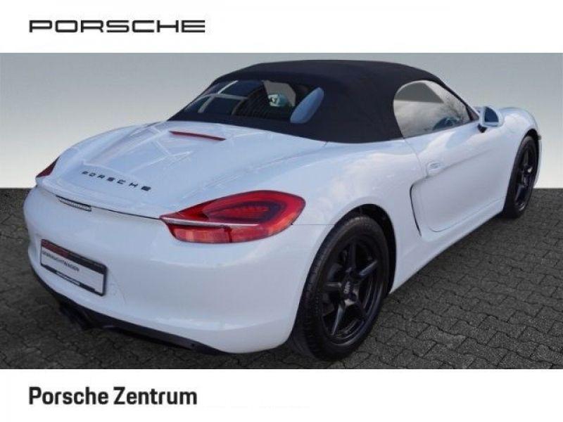 Porsche Boxster 2.7 PDK Blanc occasion à BEAUPUY - photo n°3
