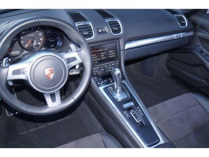 Porsche Boxster 2.7 PDK Blanc occasion à BEAUPUY - photo n°2