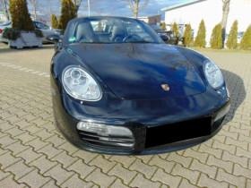 Porsche Boxster Noir, garage PRESTIGE AUTOMOBILE à BEAUPUY