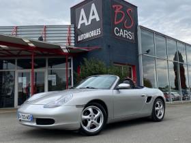 Porsche Boxster Gris, garage BS CARS.COM à Castelmaurou