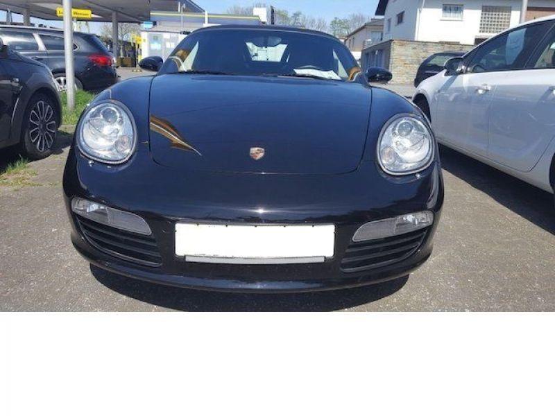Porsche Boxster 2.7 Noir occasion à BEAUPUY - photo n°9